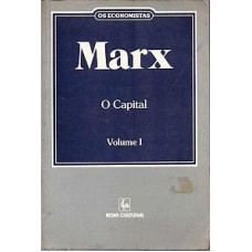 O Capital - Volume I - Karl Marx